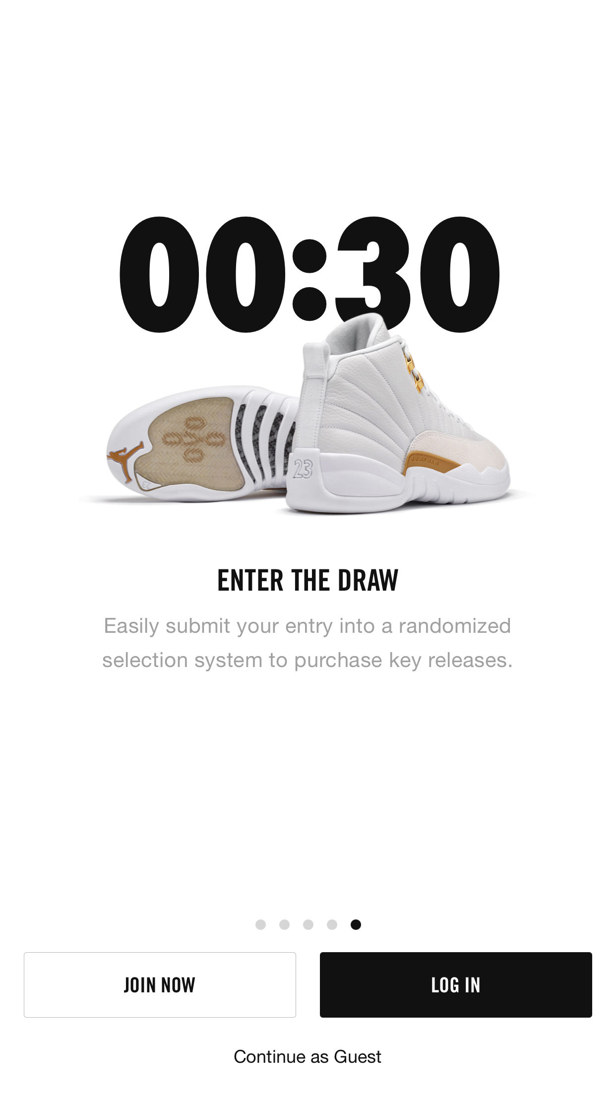 Increase Your Chances of Winning A NIKE