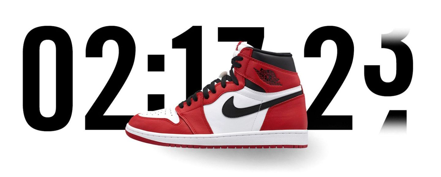 Increase Your Chances of Winning A NIKE SNKRS Draw Using