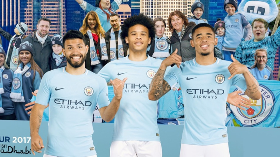 Want to meet several Manchester City players  Join the team as their USA  tour makes a stop in Los Angeles this Sunday at the East Los Angeles Club  for Girls ... cb1aec6db857